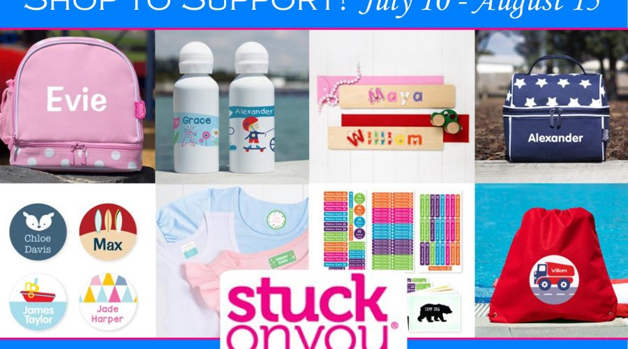 Shop to Support * Back to School Essentials